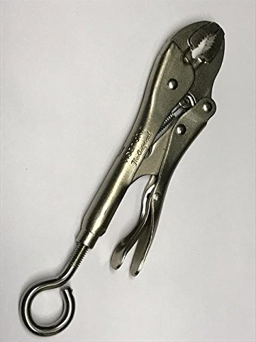 Firefighter Vice Grip Pliers With Attachment Point