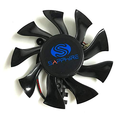 Miwaimao FD8015H12S 75mm HD6770/6790/5770/5870 GPU Video Graphics Cards Cooler Fan for Sapphire HD6770 HD6790 HD5770 HD5870 As Replace