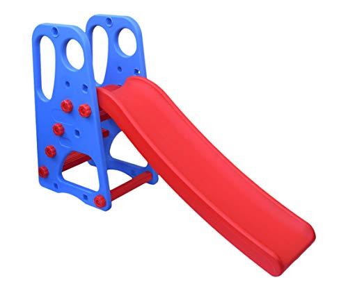 Her Home Garden Slide for Kids - Playgro New Super Senior Garden Slider with Two Slope Options Slider -for Boys and Girls Perfect Slides / Toys for Home, Indoor or Outdoor (New Super Senior Slide)