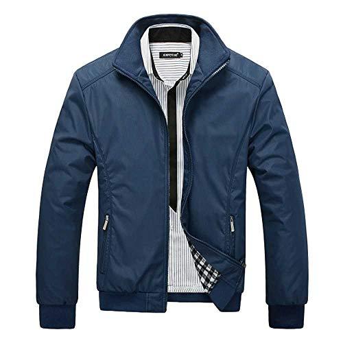 TAWXR calidad alta hombres chaquetas 2019 hombres nueva chaqueta casual abrigos primavera Regular Slim chaqueta abrigo para hombre al por mayor más