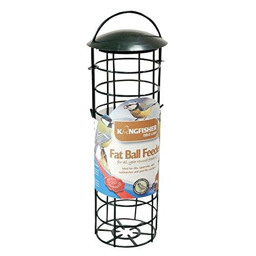 Kingfisher grün Standard Suet Ball Feeder Futterspender für Vögel