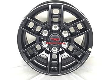 TOYOTA Genuine 2020-2021 Tacoma TRD PRO 16  Matte Black Wheel PT946-35200-02 w/Center Cap