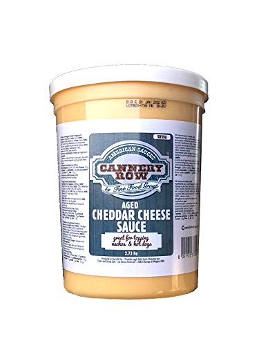 Cannery Row Aged Cheddar Cheese Sauce 2,72 KG