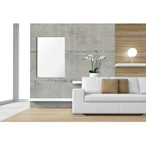 Infrarot-Heizung 60x60cm PE350 Heiz-Paneel Elektroheizung Heizplatte Weiß Bild 5*