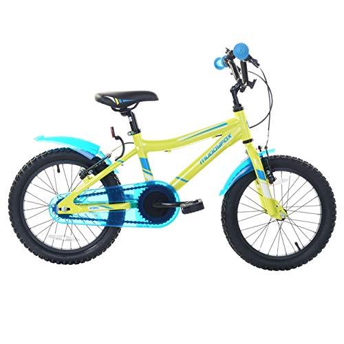 Muddyfox Kids Icon 16 Inch Bike Lightweight Grey 16 Inch