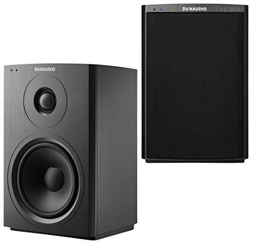Dynaudio Xeo 10 Wireless Aktiv-Lautsprecher - Schwarz (Paar)