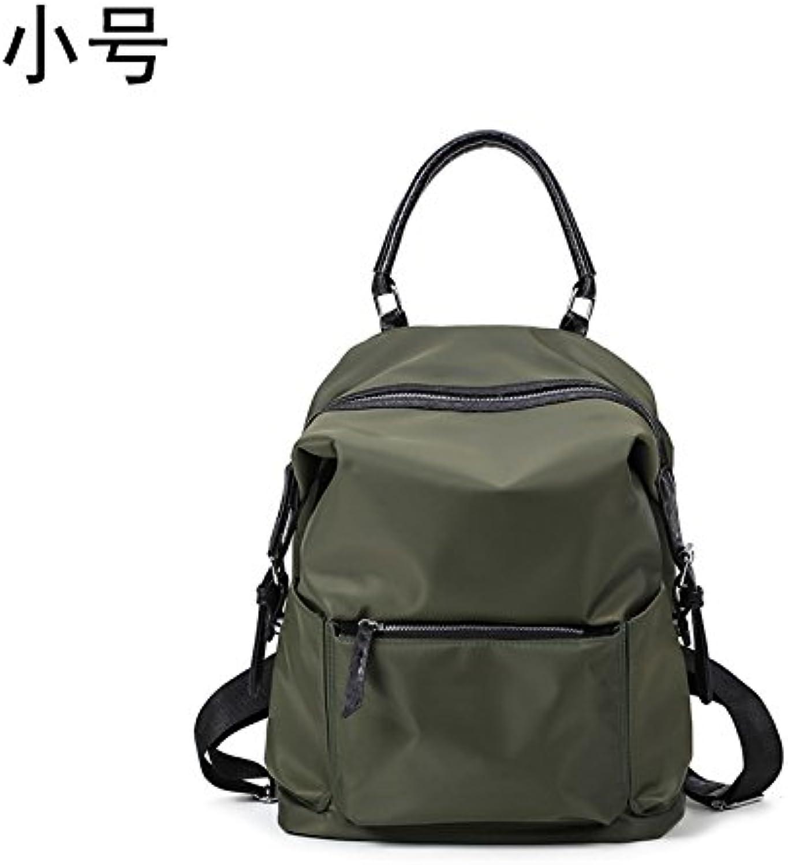 Alle-match Koreanischen tide Leinwand Hochschule mnnliche Mode Rucksack Tasche