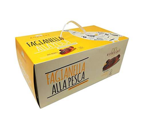 Fagianella pasquale con cioccolato e granella di zucchero,...