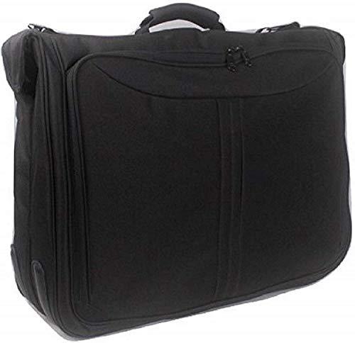 British Airways - Maleta de mano de tamaño cabina BA, 56 x 45 x 25 cm, material resistente al agua, bolsillos para camisetas de ordenador portátil, trajes de zapatos