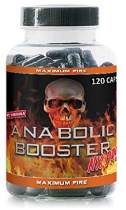 Anabolic Pre Workout Booster 2.0 By VargPower 120 Power Kapseln Preworkout