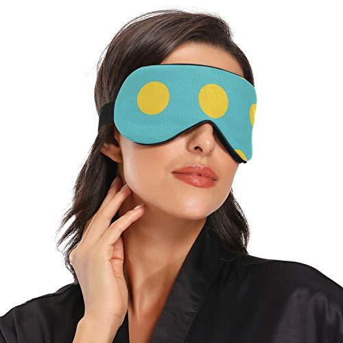 Schlafmaske, Palau-Flagge, Augenmaske, Abdeckung für Nachtschlafen, Reisen, Nickerchen
