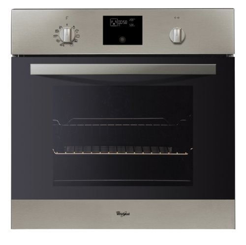 Whirlpool AKZ520IX Four Encastrable Pyrolyse Multifonction Porte Froide Classe: A Inox