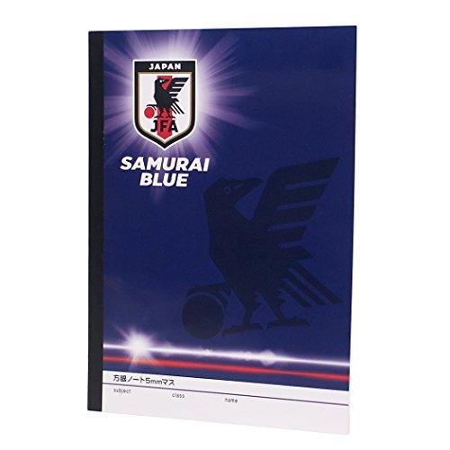 サッカー日本代表2018[方眼ノート]B5学習ノート/フラッシュ