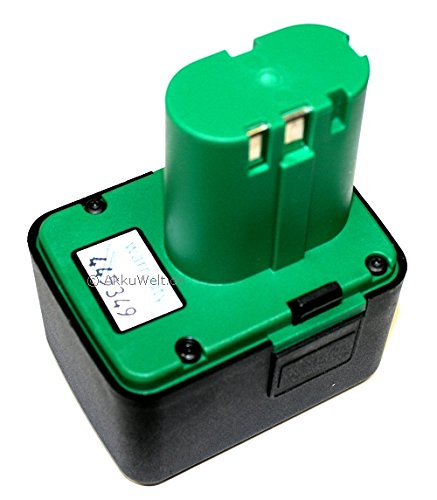 Gopacks Batterie Li-ion de rechange pour pistolet à rivets aveugles Würth Gesipa Accubird ERT130 Powerbird 070291510061 725 MCS 5800