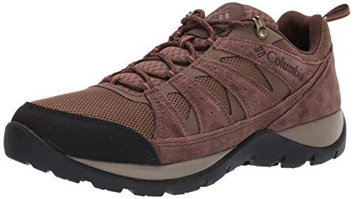 Columbia Mens 1865101269_41 trekking shoes, Braun (Saddle, Canyon Gold 269), EU