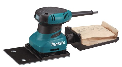 Makita 8014211008184 Levigatrice Per Persiane Modello Bo4566, Multicolore