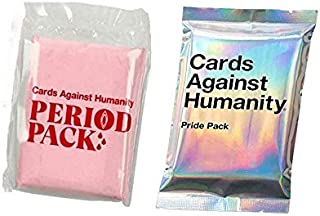 Cards Against Humanity Period & Pride
