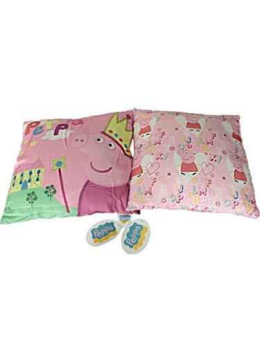 Cojin Peppa Pig Fairy Letters surtido
