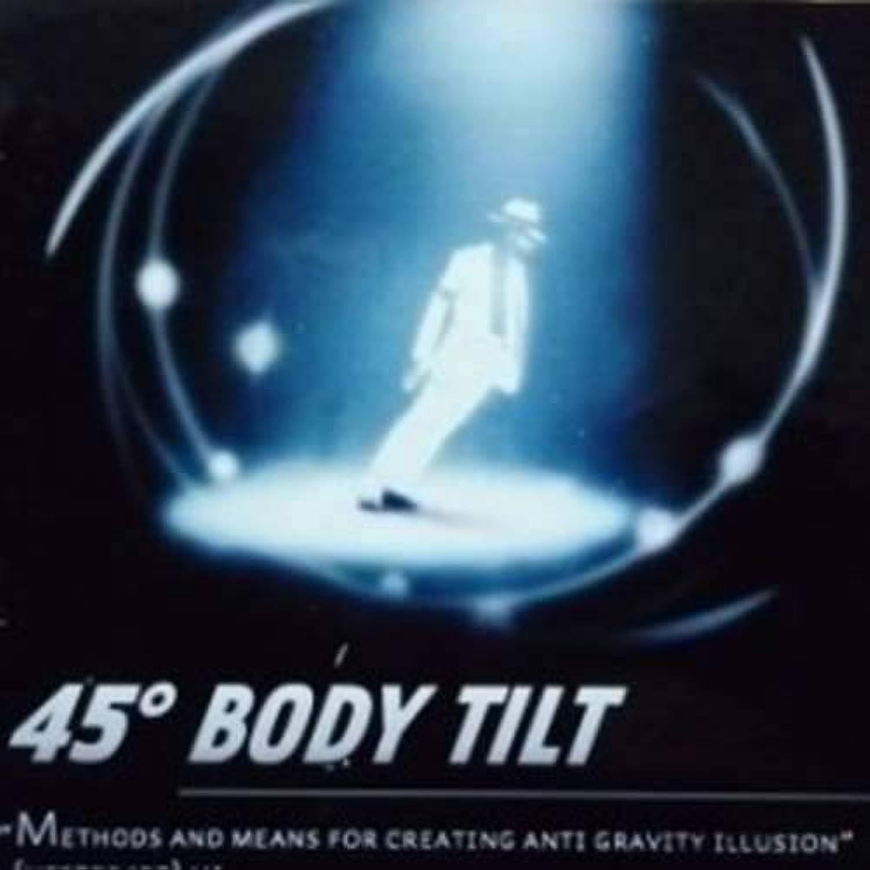 SOLOMAGIA The Lean - Gimmick (45° Body Tilt) - Accessories - Magic Tricks
