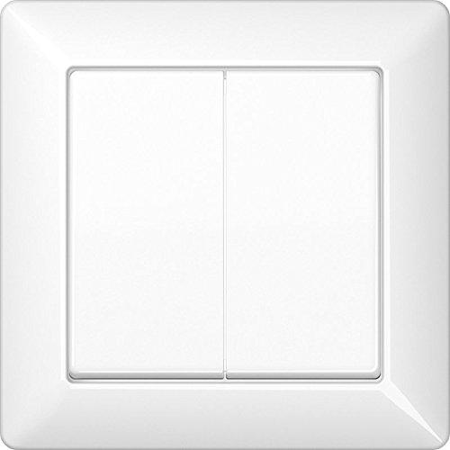 Jung Serienwippe AS590-5WW für Serienschalter