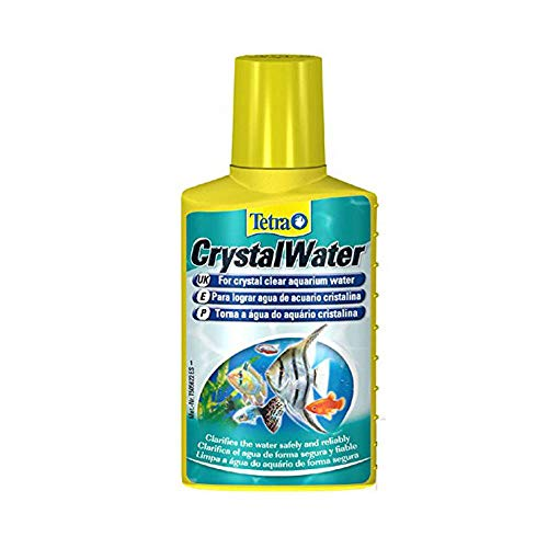 Tetra CrystalWater, for Crystal Clear Water Fish Tank, 250 ml