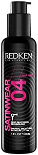 Redken Satin Wear 04 Thermal Smoothing Blow-dry Lotion, 5 Ounce