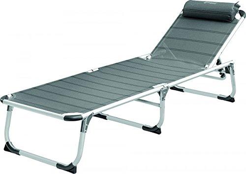 OUTWELL campingligstoel - aluminium stoel - 4,9 kilo licht - kleur grijs - 120 kilo belastbaar - verdrijf - Holly® producten STABIELO - Innovaties made in Germany - HOGE - OUTWELL driebeeninligging XL - Kleur grijs - Bekleding 120 KILO - VER IEB - Holly® producten Stabilo - Innovaties gemaakt in Duitsland - De alternatieven met belasting 140 kilo - ASIN: B008HO0ZF6 - B00BUT0PAK -