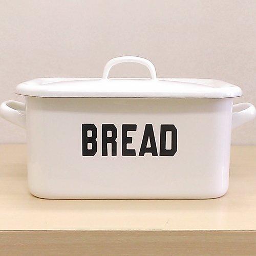 """ホーロー THE OLDE FARMHOUSE Sシリーズ  ミニブレッド缶""""BREAD"""""""