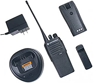 AAH01JDC9JC2AN CP200D Original Motorola Analog VHF 136-174 MHz Portable Two-way Radio 16CH, 5W - Original Package - 2 Year Warranty