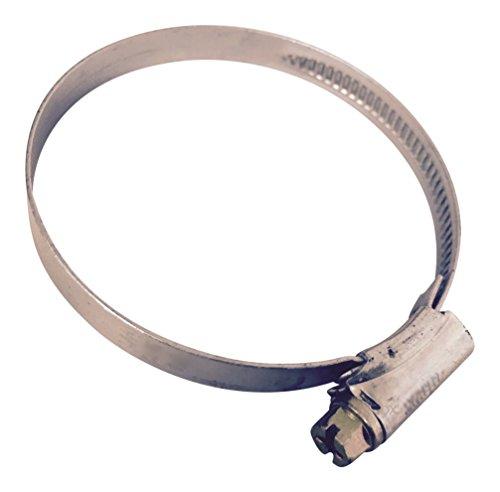 DREHFLEX - Schlauchschelle Schelle 90-110mm passend für Ablaufschlauch/Schlauch Trockner mit Durchmesser 102mm
