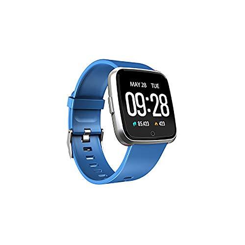 YQG Smartwatch,Fitness Armbanduhr Fitness Tracker für Damen Herren Kinder, Sportuhr mit Schrittzähler Pulsmesser Wasserdicht IP68 zum Schwimmen, Smart Watch für iOS Android Handy