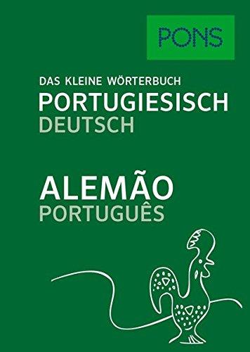 PONS Das kleine Wörterbuch Portugiesisch: Portugiesisch-Deutsch / Deutsch-Portugiesisch