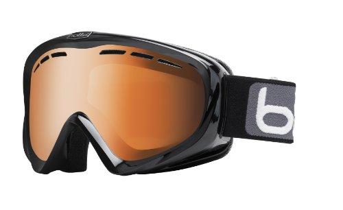 Bollé Goggles Y6 OTG Shiny Black Modulator Citrus Gun, 20734