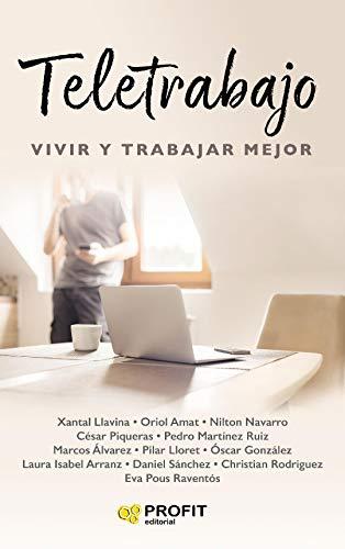 Libro sobre teletrabajo
