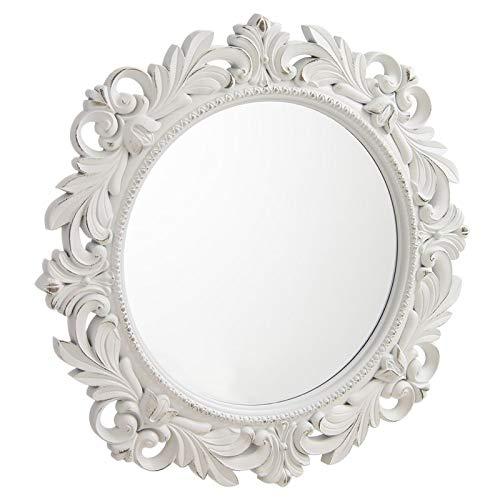Hogar Deco - Specchio da parete, Stile: Barocco, 54 cm