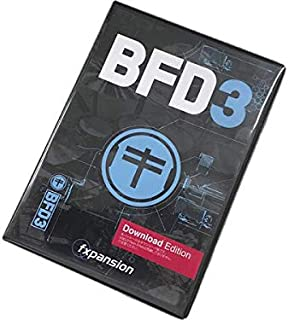 FXpansion BFD3 SP Download ドラム音源 FXパンション