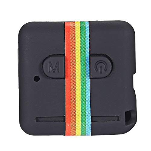 Homyl Enregistreur DVR Mini Véhicule HD Caméscope Sport Vidéo avec Support de Fixation
