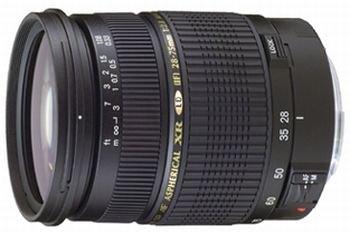 Tamron AF 28-75mm 2,8 XR DI LD ASL SP Macro digitales Objektiv für Sony A-Mount