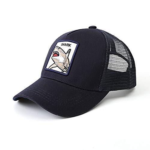 TANGADYL Hombres Mujeres Gorra De Béisbol Animal Sombrero Trucker De