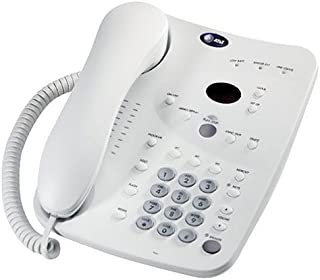 AT&T 1818 Telephone with Digital Answering System (Wind Chill White)