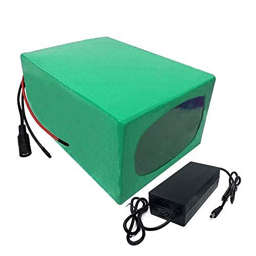 Seilylanka con Cargador 5A 24V 30Ah 25.9V 7S10P Batería de Iones de...
