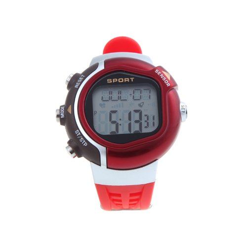 SaySure - Men Women Dress Watches Wristwatches Irregular Monitor Pulse