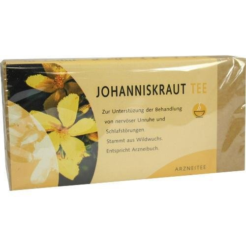 JOHANNISKRAUTTEE 25St Filterbeutel PZN:2188657