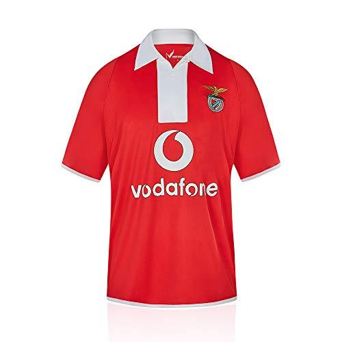 Benfica Herren Sl Red Centenary Jersey Trikot, Rot/Weiß, M