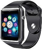10WeRun M9 Bluetooth Smart Watch for Men Boys Kids Girls Compatible with All
