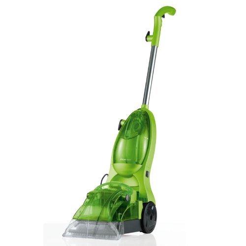 CLEANmaxx 05493 hochwertiger Teppichreiniger | Waschsauger | inkl. Teppichreinigungspulver | Teppichreinigungsgerät | Nasssauger