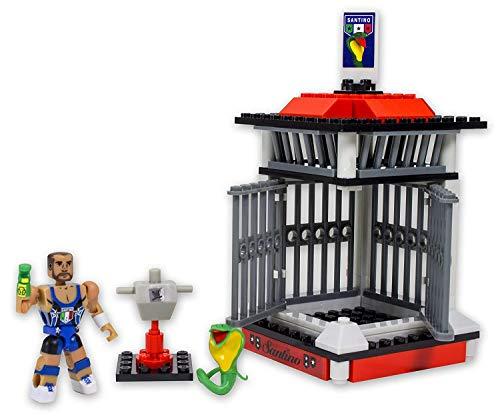 Flair WWE Stack Down Santino Marella's Cobra Cage [UK Import]