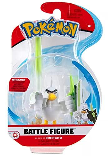 Pokémon Battle Figure Sirfetch'D 5 cm | Última Ola 2021 | con Licencia Oficial de Pokemon