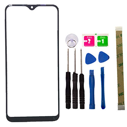 Replacement Repair Front Top Glass Lens Cover Screen for Samsung Galaxy A20e 2019 SM-A202 A202F A202DS 5.8 inch Mobile Phone Parts and Adhesive Tool (No LCD Touch Digitizer) -  Da Ze Xin