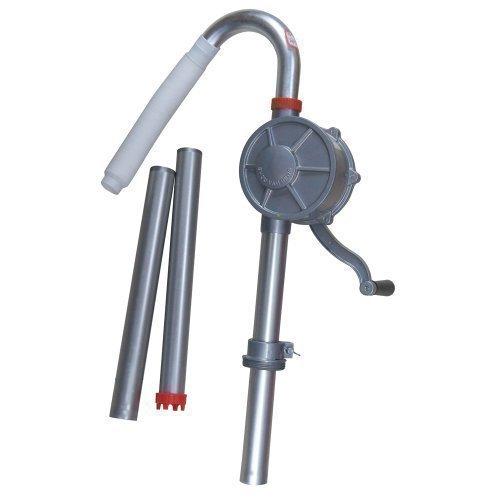 Merry Tools HK ALUMINIUM ROTARY OIL FUEL HANDPUMPE 55 L, 200 L, PRIMERY 481302
